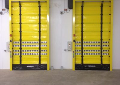 Chiller Speed Doors - London