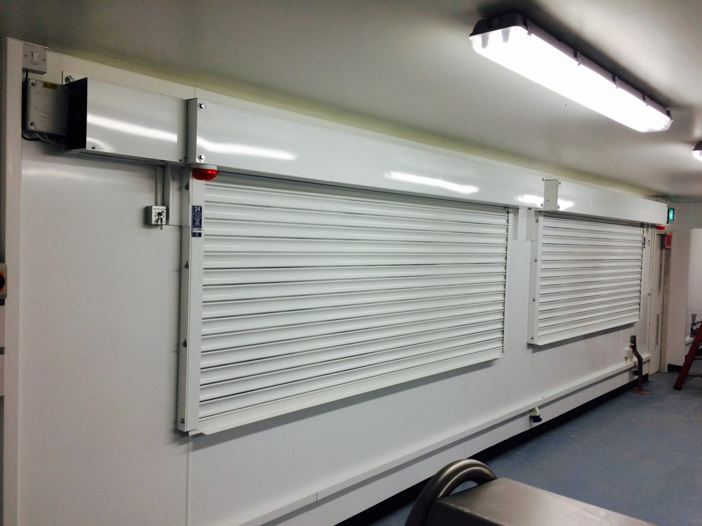 Contact Roller Shutters Security Specialists