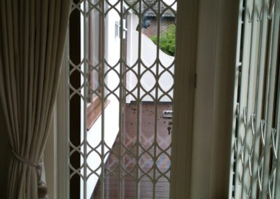 Lattice Gate Door