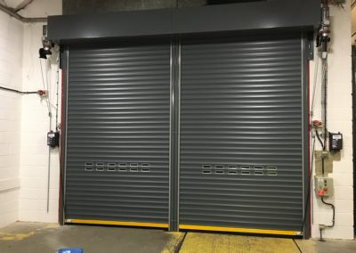 95mm Insulated Grey Shutters