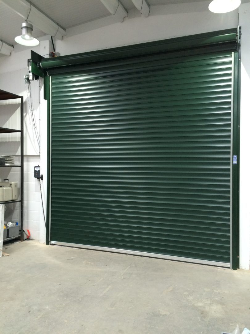 Insulated Shutters Contact Roller Shutters