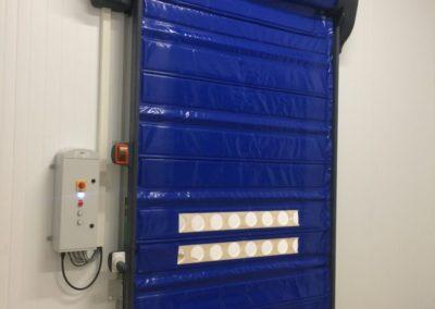 Heathrow Bakery Speed Door