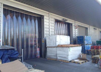 Heavy Duty Strip Curtains