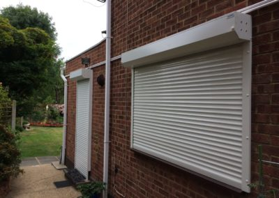 44mm Security Shutters For Kitchen Door and Window