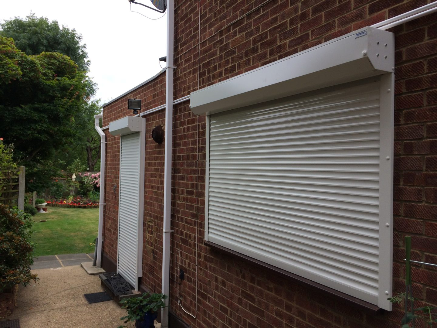 Home Security Shutters | Contact Roller Shutters
