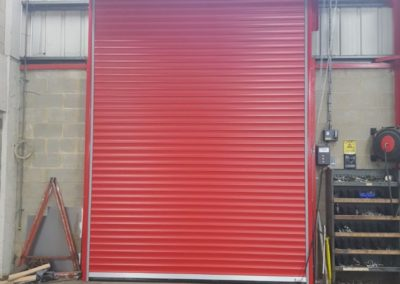 95mm Red Shutter Harlow 2