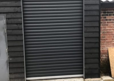 95mm Insulated Shutter Bambers Green